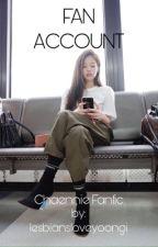 Fan Account   Chaennie Fanfic   by lesbiansloveyoongi