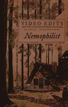 NEMOPHILIST ━ VIDEO EDITS by soulofstaars
