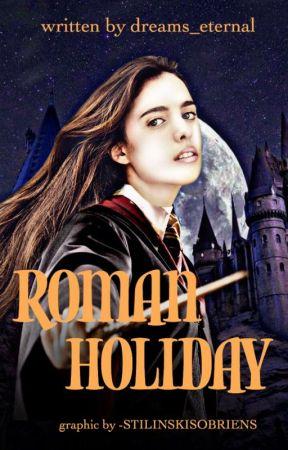 II. roman holiday | blaise zabini by dreams_eternal