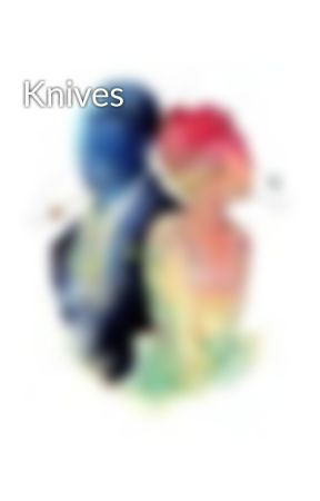 Knives by vlpoems