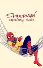 Superfamily Blurbs by marvelfan9327