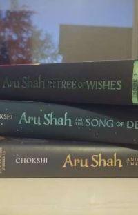 Aru Shah Oneshots✔️ cover