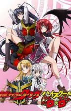 Kamen rider Kuuga X Highschool dxd: A demon that protect peoples smiles by JustyTurner