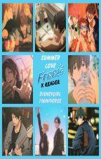 Summer Love (Free! x Reader) by CosmicQueen10