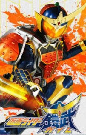 Kamen Rider Gaim X Danmachi by RisingHopper01