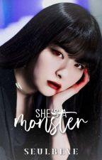 She's A Monster » SEULRENE by yisunnn_