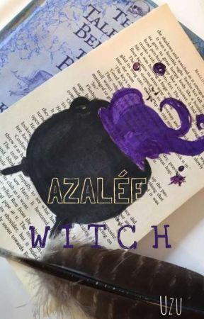 Azalée Witch by uzusama