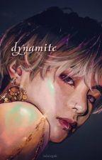 dynamite | taekook by iadorekoo