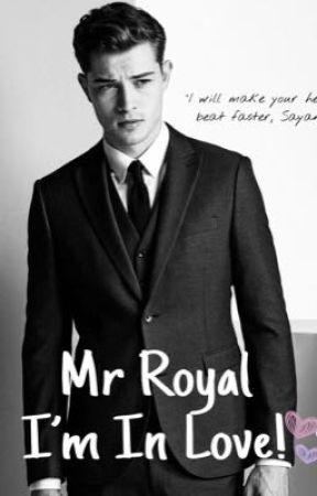 Mr Royal, Im In Love!  by starsvanilla