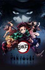 Demon slayer yuri harem x Futa reader  by reconhunter