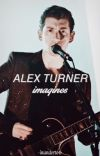 sweet things ↠ alex turner imagines cover