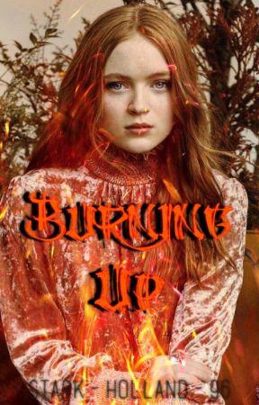 Burning Up ~*~ [ THE UMBRELLA ACADEMY 2 ] [ FIVE x OC ] by stark-holland-96