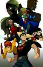 Young Justice: The Invincible Iron Man by Heroes2020