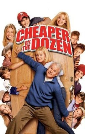 Cheaper By The Dozen   Jake Baker x reader✔️ by a2kimsolbi2a