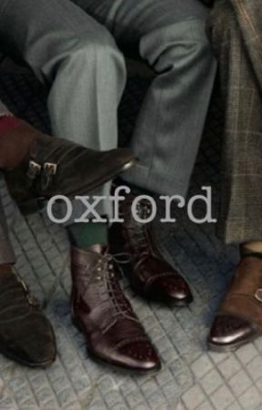 oxford by gayprince