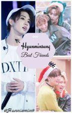 Best friends - Hyunminsung by Hanniemin9