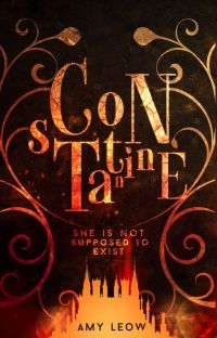 Constantine (Daughter of War #1) cover