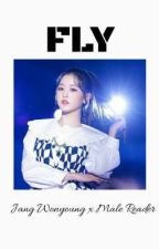 FLY (Jang Wonyoung x Male reader) by D000DES