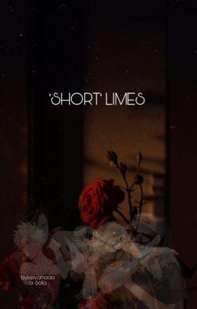 'Short' Limes by keiyamaaa