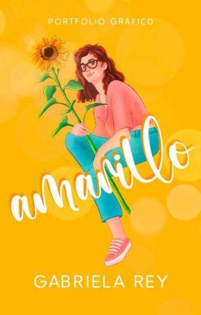 Amarillo | Portfolio de portadas. by MadameArdent