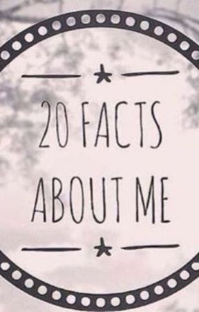 20 Random Facts About Me by BritishMonkey101