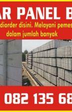 Pagar Beton Precast Depok, WA: 082-135-688-225 by dudangsmas