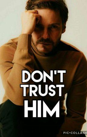 Don't Trust Him | Daniel Brühl by lydiapalmer221b