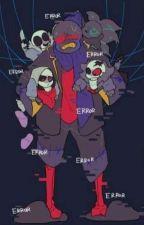 Эррор и банда плохих мальчиков от _Diana24_