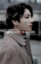 Biology teacher-JJK by jks_bunny