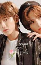 Midnight Love - Tyunning  by Hyukas_plushie