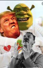 Donald Trump X Adolf Hitler by King_Jong_OOF