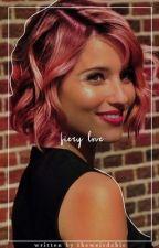 Fiery Love {Charlie Weasley} by theweirdchic