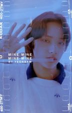 mine ⤹ yeongyu by softxuxii
