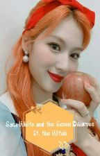 Sana White and the Seven Dwarves ft. The Witch by eagliendubtae