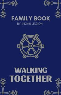 Walking Together   Family Book cover