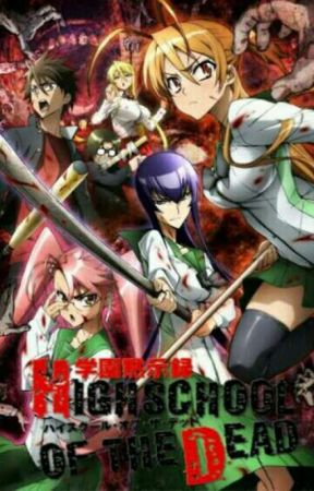 Highschool Of The Dead X Male reader by WaifuCon