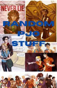 Random Percy Jackson Stuff cover