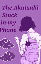   Akatsuki Stuck in my Phone?!   by oh-imasimp