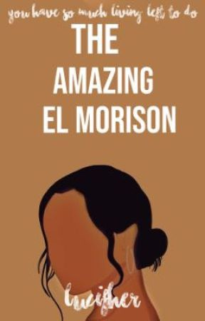 The Amazing El Morison  by lucifherr