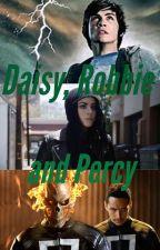 Daisy Johnson, Robbie Reyes, Percy Jackson by NightStrike9
