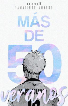 Más de 50 veranos    [hoshihina // hiruhoshi] by Tamarindo_amargo