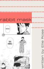 rabbit mask|shinra kusakabe x reader by thunder_roses