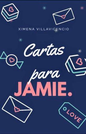 Cartas Para Jamie. by Ximenaa-VG