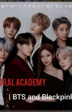 Supernatural Academy || BTS ✖ BLACKPINK IMAGINE by Hyeraasshi