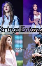 Strings Entangled by nandinimooarmy