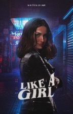 LIKE A GIRL 。  CRIMINAL MINDS by overture-