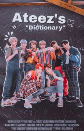 ATEEZ's DICTIONARY by coffeepearl