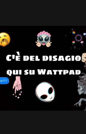 wattpad degrada davvero?  by ioteelatristezza