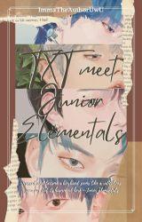 TXT Meets Juniors Elementals  by ImmaTheAuthorUwU
