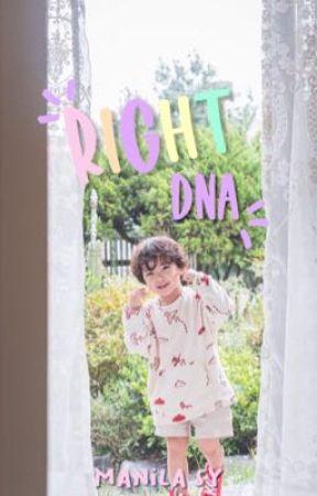 Right DNA by heythereManila
